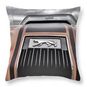 Mercury Cougar Throw Pillow