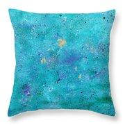 Mermaid Slumber Throw Pillow