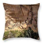 Mesa Verde National Park 1 Throw Pillow