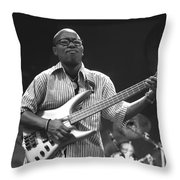 Meshell Ndegeocell Throw Pillow
