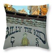 Mesilla Nm 6 Throw Pillow