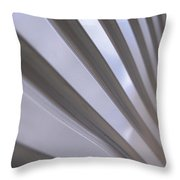 Metal Perspective Texture Throw Pillow