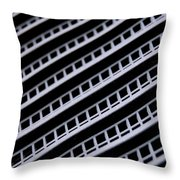 Metal Texture Oblique Throw Pillow