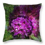 Metamorphosis Throw Pillow