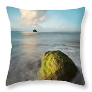 Metaphysics Throw Pillow