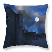 Mexican Nights Throw Pillow