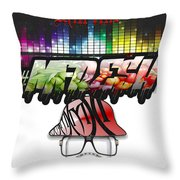 Mfit4life Fresh Throw Pillow