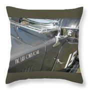 Mg Tc Throw Pillow