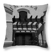Miami Beach - Art Deco 19 Throw Pillow