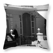 Miami Beach - Art Deco 20 Throw Pillow