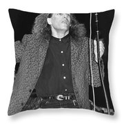 Michael Bolton Throw Pillow