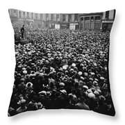 Michael Collins 1922 Throw Pillow
