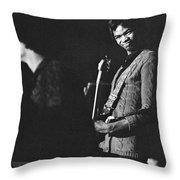 Michael Henderson Throw Pillow