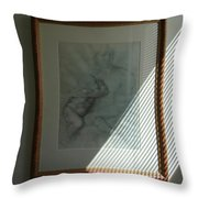 Michelangelo  Throw Pillow