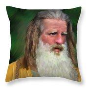 Mick Dodge Throw Pillow