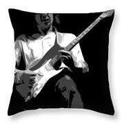 Mick Art 1 Throw Pillow