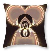 Mickey's Ora Throw Pillow
