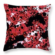 Microscopic Insecticide 5 Throw Pillow