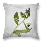 Mid Summer Scent Throw Pillow