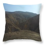 Midbyehuda Desert Throw Pillow
