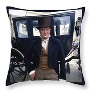 Middlemarch Throw Pillow