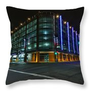 Middletown Dreams Throw Pillow