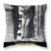 Midnight Cowboy  Throw Pillow