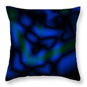 Midnight Throw Pillow