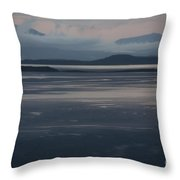 Midnight Moments C Throw Pillow by Heiko Koehrer-Wagner