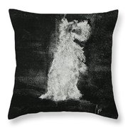 Midnight Sonata Throw Pillow