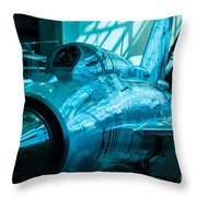 Mig21 Pf Throw Pillow
