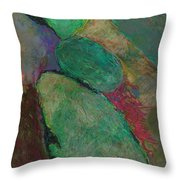 Mighty Force Throw Pillow
