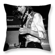 Mike Somerville 22 Throw Pillow