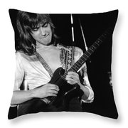 Mike Somerville 24 Throw Pillow