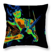 Mike Somerville Art 2 Throw Pillow