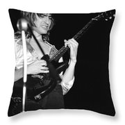 Mike Somerville Of Head East 10 Throw Pillow