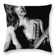 Mike Somerville Of Head East 13 Throw Pillow