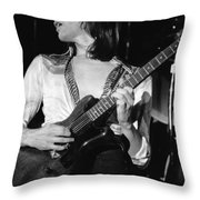 Mike Somerville Of Head East 15 Throw Pillow