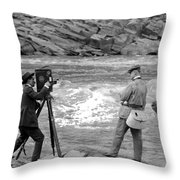 Miles Poindexter (1868-1946) Throw Pillow