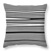 Militarisent Throw Pillow