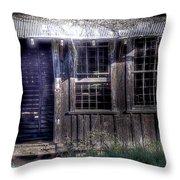 Mill House Throw Pillow
