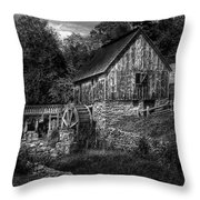Mill - The Mill Throw Pillow