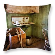 Miller Kitchen Throw Pillow