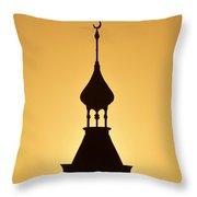 Minaret Throw Pillow