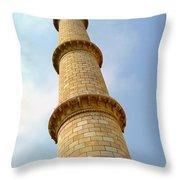 Minaret Throw Pillow
