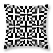 Mind Games 43 Throw Pillow