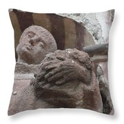 Mine All Mine. Throw Pillow