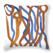 Mingle Throw Pillow