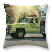 Mini - 1  Monticello Throw Pillow