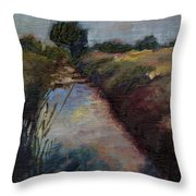 Miniature # 4 Throw Pillow